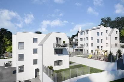 RESERVIERT - Urbanes Wohnen kombiniert mit den Vorzügen in ländlicher Idylle