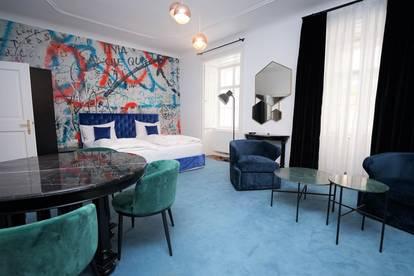 1-Zimmer Altbaujuwel im Herzen von 1010 Wien