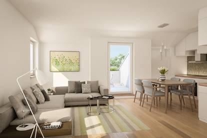 """VINEYARD LIVING - """"Gemischter Satz"""" - PROVISIONSFREI - Investieren Sie in Ihre Zukunft mit dieser smarten DG-Wohnung"""