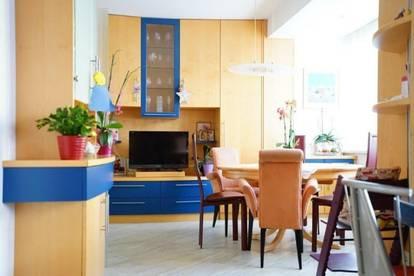 TOP-LAGE - Wunderschöne Wohnung mit großer Terrasse in Grün-Ruhelage