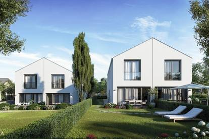Projektierter Neubau von zwei Doppelhaushälften in absoluter Ruhelage in Klein-Engersdorf