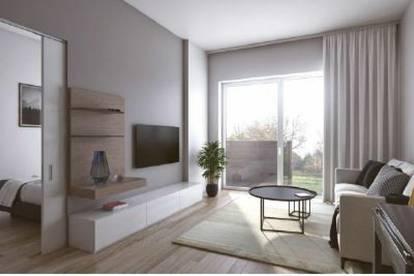 PROVISIONSFREI - PÄRCHEN-HIT! Wunderschöne 2-Zimmer-Wohnung mit riesiger West-Terrasse