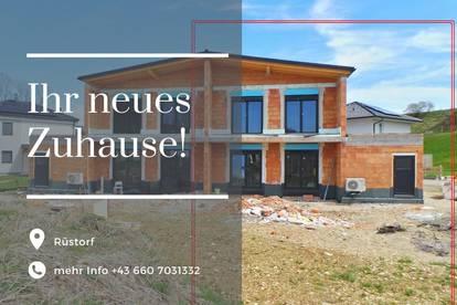 Schlüsselfertige Doppelhaushälfte in Mühlwang!!