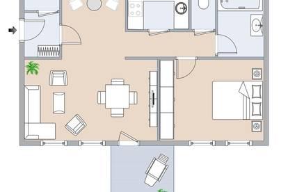 Provisionsfrei | 2 Zimmer + Küche inkl. Tiefgarage | Graz St. Peter