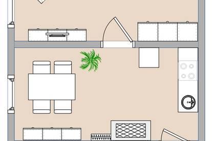Provisionsfrei | Sonnige 2-Zimmerwohnung im Altbaucharme