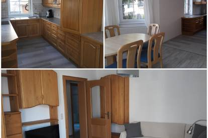 KURZZEITMIETE / WOHNEN AUF ZEIT in sonniger 2-Zimmer-Wohnung mit Terrasse