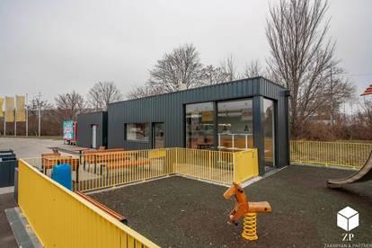 Neuer, voll ausgestatteter Cafe-Container - Nähe Einkaufszentrum in Simmering!