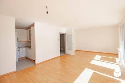 Nussdorf: Großzügige 1-Zimmer-Wohnung ~ Innenhof mit Balkon ~ Grünblick!