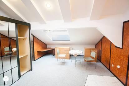 1-Zimmer-Wohnung im Dachgeschoß in Klosterneuburg!