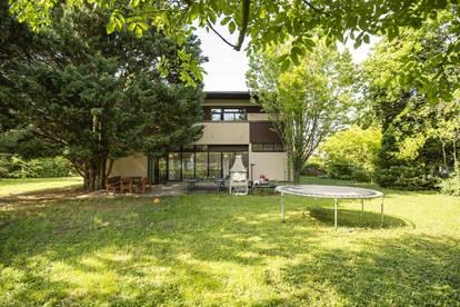 Cool mit Pool - Architektenhaus mit großzügigem Garten