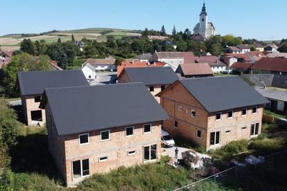 Ihr Doppelhaus mit Pool in Niederhollabrunn bei Stockerau! PROVISIONSFREI!