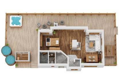 Einzigartiges Anwesen in Ruhelage und direkter Skigebietsnähe - Luxus- und Renditeinvestment