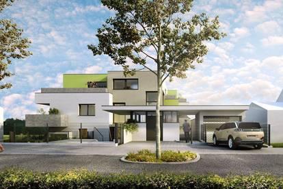 Dachgeschosswohnung, Erstbezug, Vermietung Leobendorf
