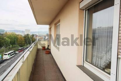 Großzügige 3-Zi.-ETW mit Balkon in Linz-Spallerhof - Kapitalanlage oder neues Zuhause