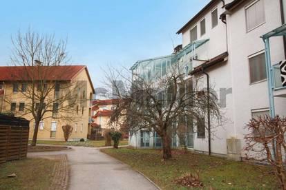 Familienfreundlich, idyllisch, gepflegt: 4-Zi.-Maisonette mit Balkon & Terrasse
