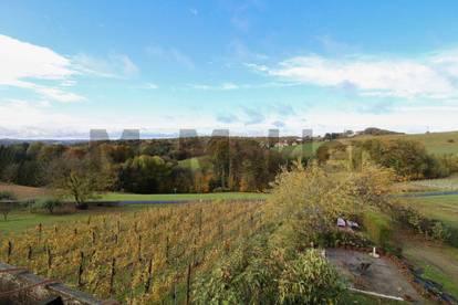 Über den Hügeln der Oststeiermark! Ruhiges Einfamilienhaus mit herrlicher Aussicht 35 Min. von Graz