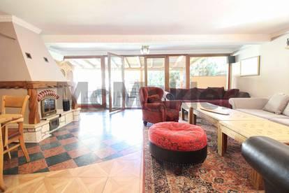 Repräsentativ in Bestlage: Exklusive Villa mit tollem Garten und Pool, nur ca. 10 km bis Wien