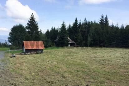 Voll aufgeschlossenes Baugrundstück in idyllischer Waldrandlage in der Weststeiermark
