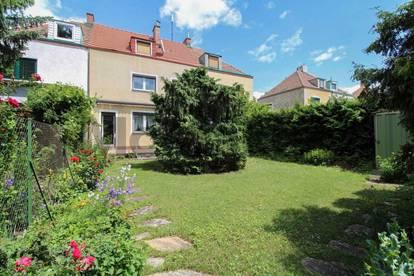 Charmantes Reihenhaus mit Garten in einmaliger Lage am Wienerberg