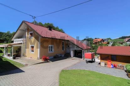 EFH mit herrlichem Garten, Wintergarten und Balkon ca. 10 km von der Grazer Stadtgrenze entfernt