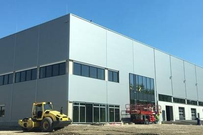 TECH PARK VIENNA II - Neues Logistikprojekt