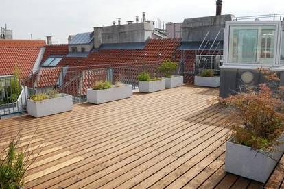 Traumhafte Dachgeschosswohnung an der Wiener Kärntner Straße
