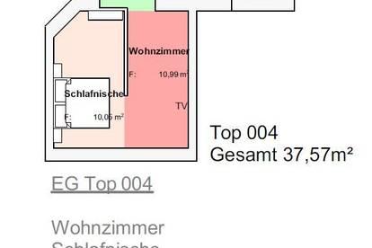2-Zimmer Wohnung privat