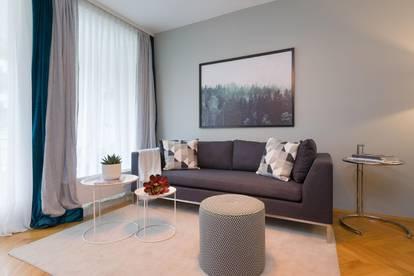 Sehr ruhiges 2 Zimmer Apartment im 19. Bezirk mit Indoor und Outdoorpool!