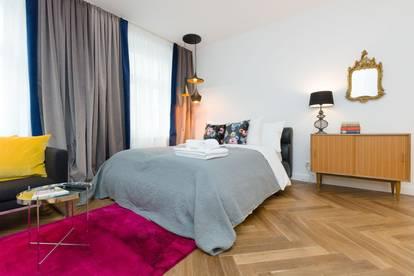 Möbliertes Studio Apartment Zentrumsnah!