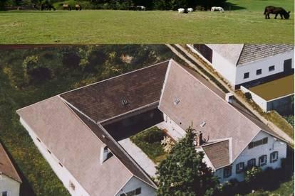 Bauernhof, Vierkanthof Vermietung mit Vorkaufrecht