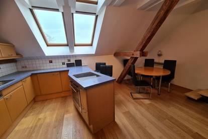 ++ Einzelstück !!! ++ Loft-Maisonette mit Süd-Terrasse ++ Nähe Trendviertel Lend ++ Sonne & Ruhe ++ Klimaanlage ++