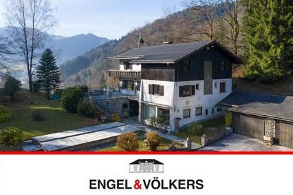Aussichtsrefugium in St. Gilgen am Wolfgangsee