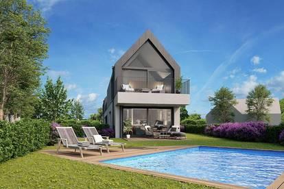 Neubau: Eigenheim mit Garten inkl. Pool - PROVISIONSFREI
