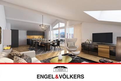 4-Zimmer DG-Wohnung mit Dachterrasse