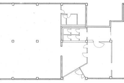 Gewerbeobjekt in perfekter Lage - drei Größenvarianten denkbar - Preis für 541 m²