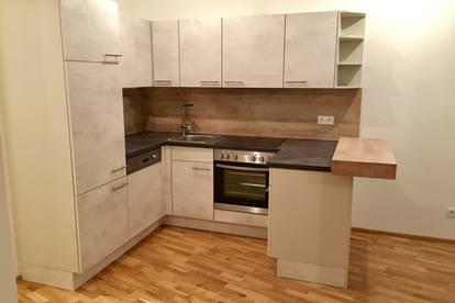 Neubau! Tolle 2-Zimmer Wohnung in zentraler Lage Nähe GKK Graz mit Balkon!
