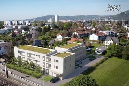 Neubauprojekt in Straßgang!!! 3-Zimmer Wohnung mit großer Terrasse und Garten!!! Provisionsfrei!!!