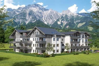 Neubau Dachgeschosswohnung in Leogang - Haus 1 Top 25 - 89 m²