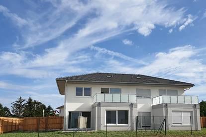 Bad Pirawarth - Wohnen am Wiesengrund - 3-2-1-MEINS - nur noch wenige Tops verfügbar - Doppelhaus TOP 23a zur Miete