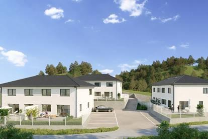 Doppelhaushälfte in Oberrohrbach bei Korneuburg zur Miete mit Kaufoption - TOP 1