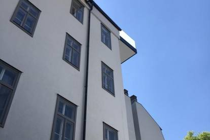 Helle Altbauwohnung bei der Billrothstraße in Hofruhelage!