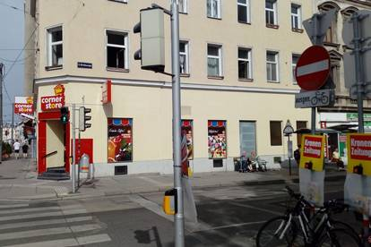 1020: Frequenzlage nähe Böcklinstraße - branchesfreies Geschäftslokal