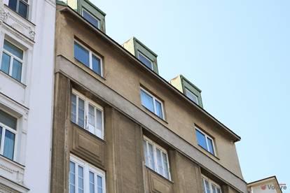 1050, möblierte 2-Zimmer Wohnung in zentraler Lage
