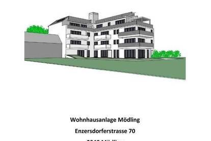 Ziegel Neubau Enzersdorferstrasse, alle Tops mit Freiflächen