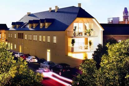 Gartenblick Wohnung Top 3