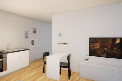 Traumhafte Neubau-2-Zimmer-Wohnung mit Terrasse