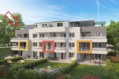 PROVISIONSFREI-TRAUMHAFTE Dachterrassenwohnung in Gralla ab Sommer 2020