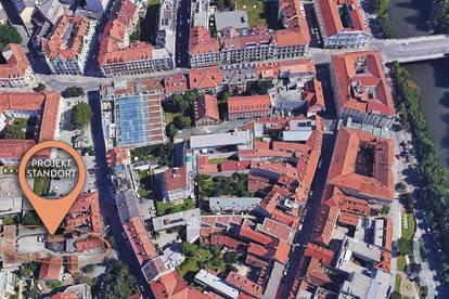 Für Bauträger - Wohnbauprojekt in zentralster TOP Lage nähe Hotel Weitzer