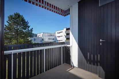 2-Zimmer-Wohnung mit Loggia - Gartenstadt