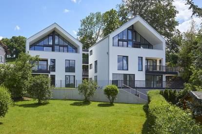 Traumhafte GARTENWOHNUNG - Neubau - Zentral - hochwertig - Küche